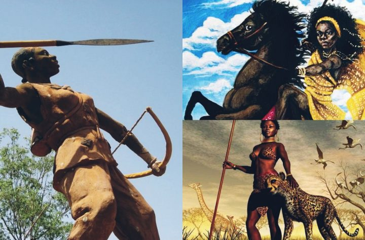 Brave Dagomba Warrior Princess Whose Son Founded The Mossi Kingdom Of West Africa Yennenga