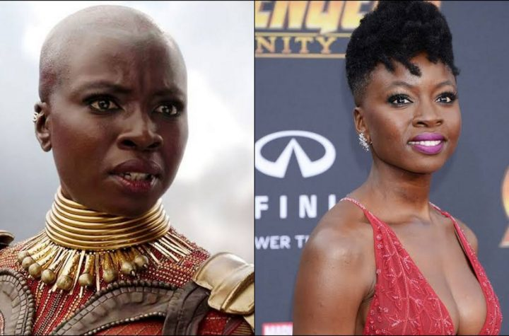 Danai Gurira The Bald Warrior In Black Panther Is Amazing Multi Talented In Real Life