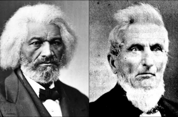 Frederick Douglass Emotional Meeting With Thomas Auld The Man Who Enslaved Him
