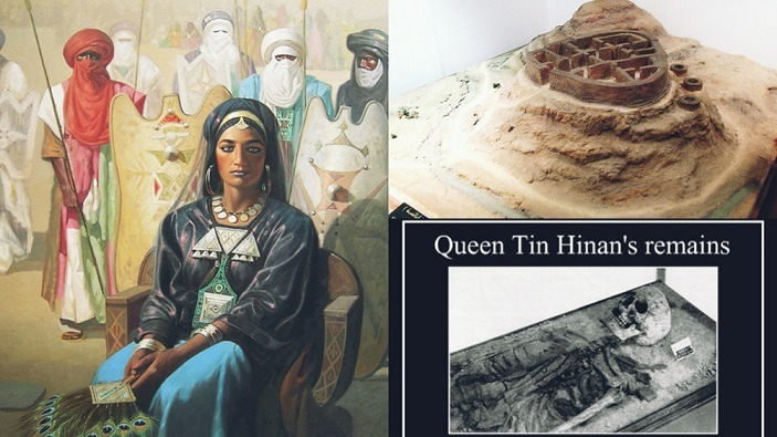 History Of Legendary Tuareg Queen Whose Treasure Filled Tomb Will Never Be Forgotten Tin Hinan