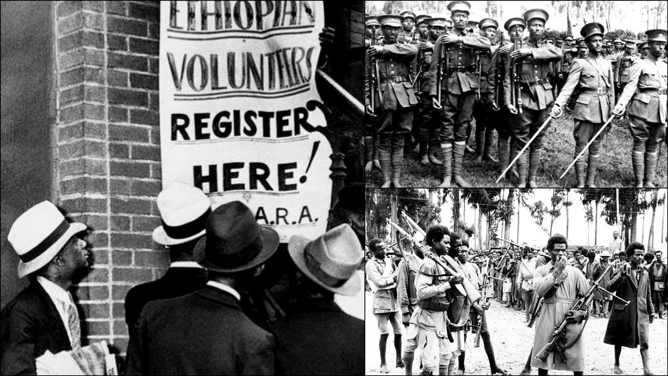 How African-Americans OF Harlem Fought To Save Ethiopia From Italian Dictator Mussolini