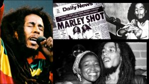 How Assassins Shot Bob Marley In His Chest And His Wife In The Head In 1976 But They Escaped Death
