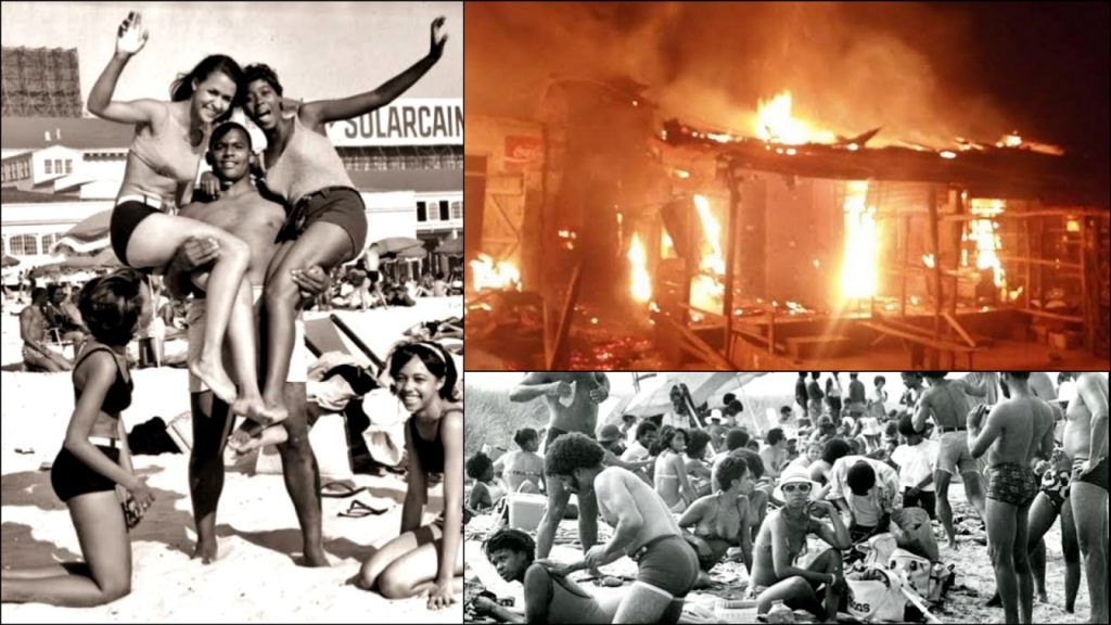 How Racists Set Fire To The Historic Black Beach Resort North Carolina In 1926