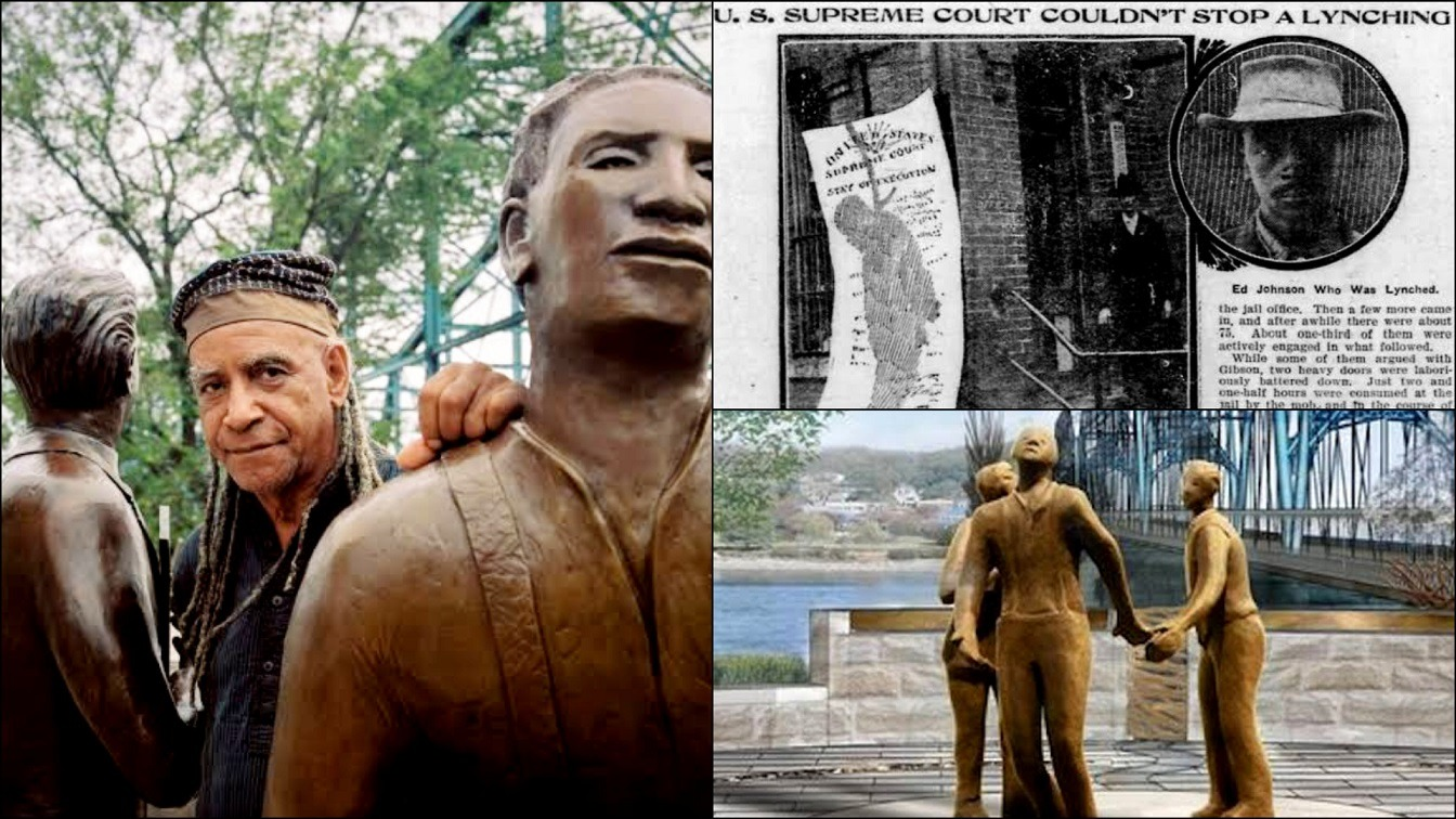 Lynching Victim Ed Johnson Gets Statue And Formal Apology From The City Of Chattanooga