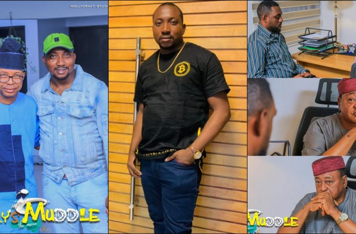 Nollywood Filmmaker Kenechukwu Okafor Hits A New Milestone with His Latest Productions