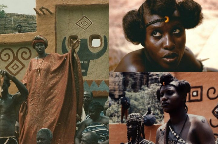 Queen Sarraounia Mangou The Sorceress Who Defeated The French In The Battle Of Lougou Niger In 1899
