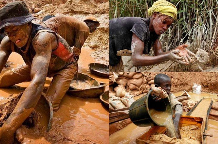 Report Shows That Foreign Companies Are Smuggling Gold From DR Congo When Will Africa Be Free