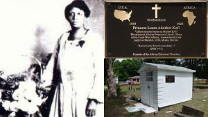 The Assassination Of A Ghanaian Princess Who Moved To The U.S. To Return Blacks To Africa