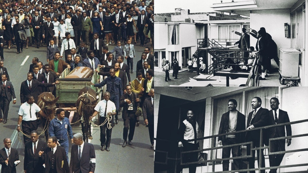 The Assassination Of Martin Luther King Jr Who Was Really Behind The Trigger