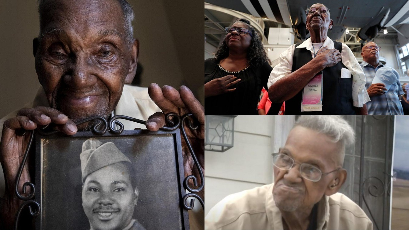 The Oldest Living U S WWII Veteran Has Turned 112 Years Old