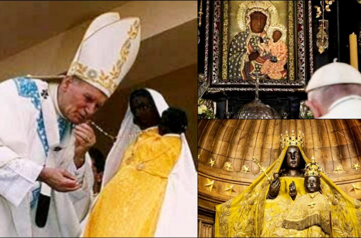 Why Thousands Of Christians Go To Visit The Black Virgin Mary In Senegal On Pilgrimage