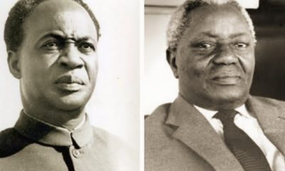 A Historian Insisted That Kwame Nkrumah Was Not A Ghanaian