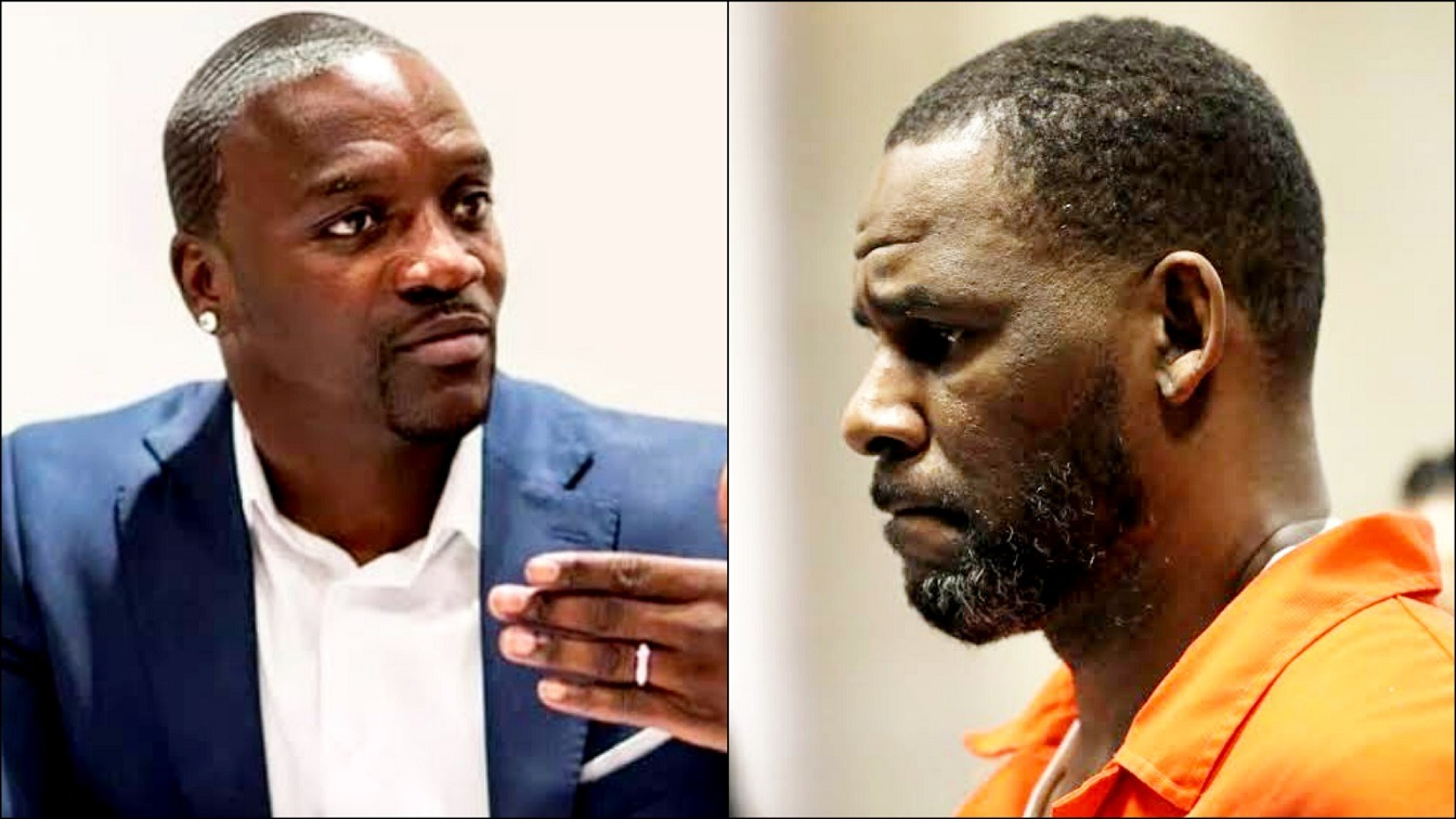 Akon Faces Huge Backlash For Saying R Kelly Has The Right To Redeem Himself