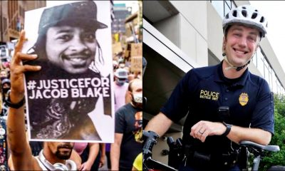 Authorities Say White Officer Who Shot Jacob Blake Will Not Face Civil Rights Charges