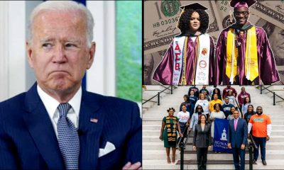 Bidens Budget Cuts Funding For Black Colleges From $45 Billion To $2 Billion – Whats Happening