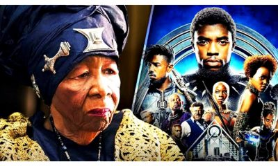 Black Panther Wakanda Tribe Actress Dorothy Steel Has Just Passed Away