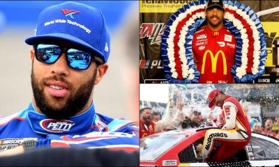 Bubba Wallace Has Become First Black Driver To Win Top NASCAR Race Since 1963