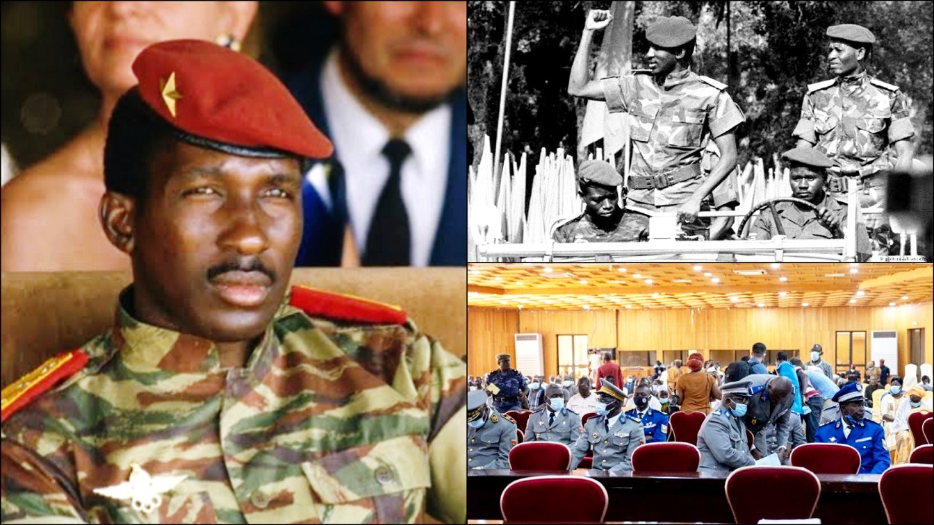 Burkina Faso Opens Trial For The Murder Of Thomas Sankara 30 Years After He Was Martyred