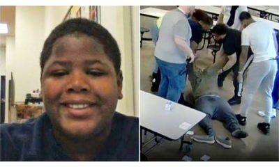 How Six White Males Killed A Black Teen Using Improper Restraint In Residential Treatment Facility (2)