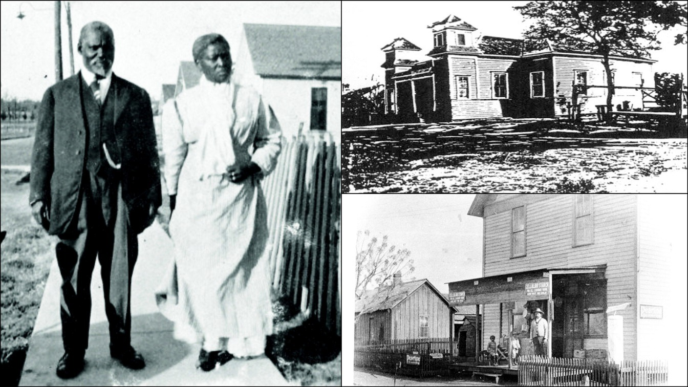 How Thriving Black Community Was Destroyed Because It Embarrassed A White College In 1923 - Quakertown