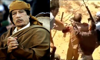 Its Exactly 10 Years Gaddafi Was Killed Heres A First-Hand Account Of His Last Days And Murder