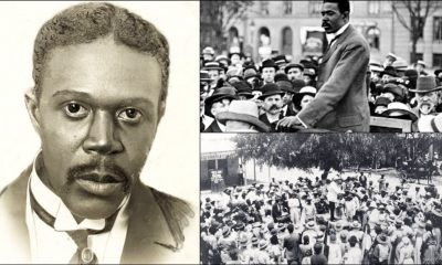 Meet The Black Moses Of The Virgin Islands Who Freed His People From Slavery David Hamilton Jackson