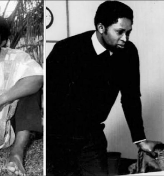 Meet The Nigerian Freedom Fighter Who Founded The Black Panthers In The U K Obi Benue Egbuna