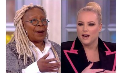 Meghan Mccain Attacks Whoopi Goldberg's Image Claims She Had Disdain For Her & Turned On Her In Toxic Work Environment