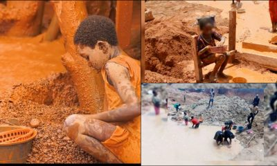 Reports Show Children Working In Cameroon Gold Mines Despite Ban