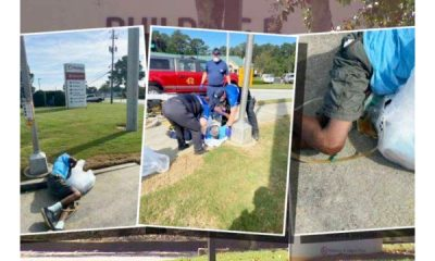 Sick Elderly Black Man Taken Out from Hospital & Abandoned By Sidewalk Because Medicare Stopped Paying for Care