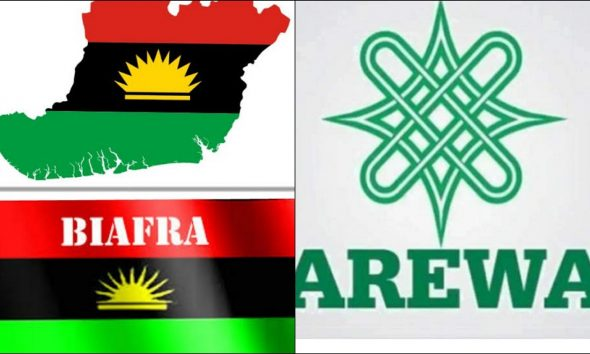 The Attempt By The Nigerian Government To Criminalize The Biafran Heritage Of Ndi Igbo