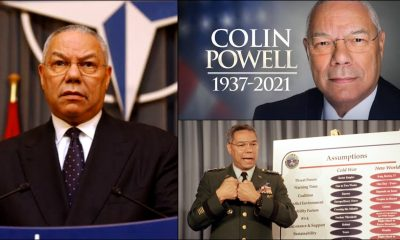 The Legacy Of Colin Powell The First Black US Secretary Of State The Son Of Jamaican Immigrants