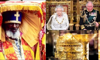 UK Urged To Return Sacred Altar Tablets And Treasures Stolen From Ethiopia150 Years Ago