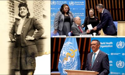 WHO Honors Henrietta Lacks 70 Yrs After Her Cells Were Stolen To Develop Polio Vaccines