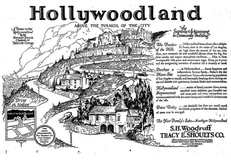 famous Hollywood neighborhood started as a segregated white town 1